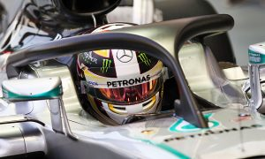 Hamilton: 'The last race where the cars will look good'