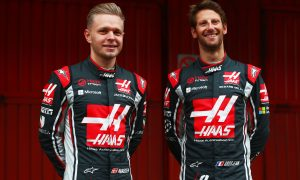 Haas to retain Grosjean and Magnussen in 2018