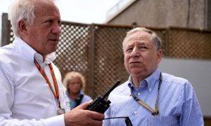 Is Charlie Whiting all set for retirement?