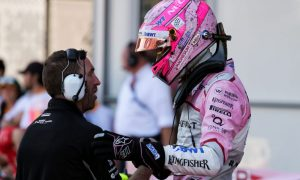 Ocon mistakes part of learning curve - Szafnauer
