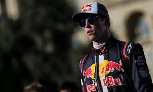 Kvyat hindered by Toro Rosso reliability woes
