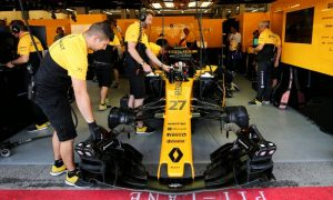 Renault not forecasting wins until 2019