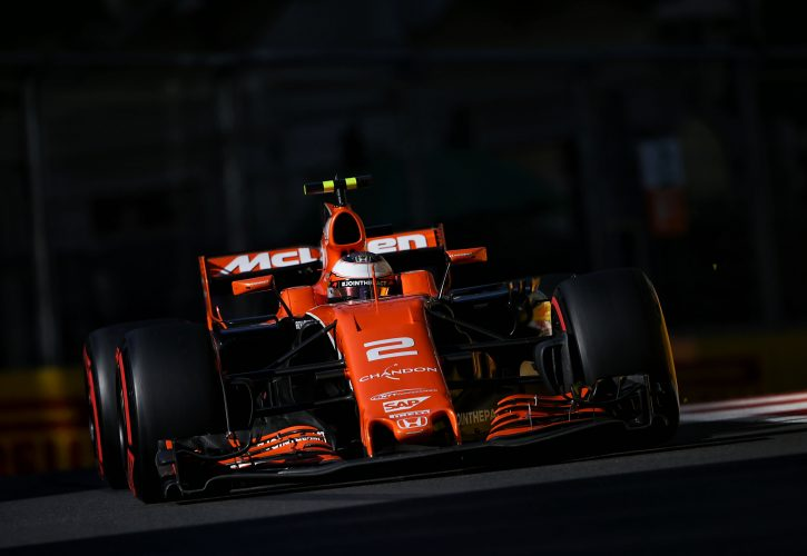 McLaren set for boost at Austrian Grand Prix with new Honda engine
