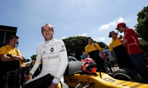 Kubica closing in on F1 return with second Renault test