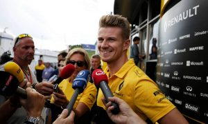 Grid girls, the Halo... Hulkenberg doesn't hold back!