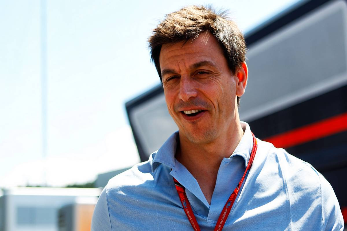 Toto Wolff (GER) Mercedes AMG F1 Shareholder and Executive Director. 06.07.2017. Formula 1 World Championship, Rd 9, Austrian Grand Prix, Spielberg, Austria, Preparation Day. - www.xpbimages.com, EMail: requests@xpbimages.com - copy of publication required for printed pictures. Every used picture is fee-liable. © Copyright: Photo4 / XPB Images