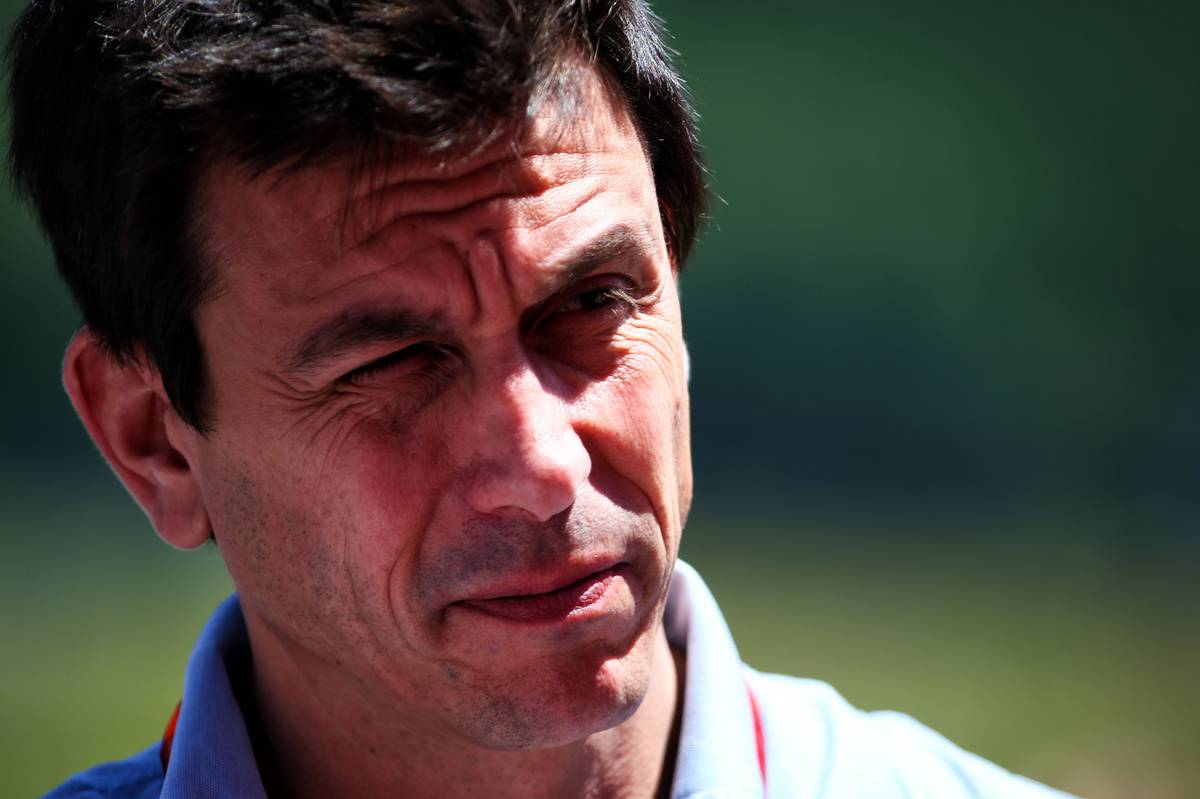 Toto Wolff (GER) Mercedes AMG F1 Shareholder and Executive Director. 06.07.2017. Formula 1 World Championship, Rd 9, Austrian Grand Prix, Spielberg, Austria, Preparation Day. - www.xpbimages.com, EMail: requests@xpbimages.com - copy of publication required for printed pictures. Every used picture is fee-liable. © Copyright: Batchelor / XPB Images