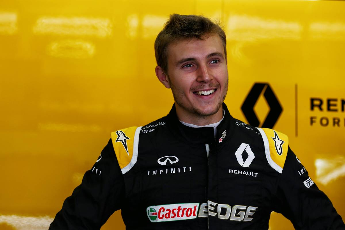Sergey Sirotkin (RUS) Renault Sport F1 Team Third Driver. 06.07.2017. Formula 1 World Championship, Rd 9, Austrian Grand Prix, Spielberg, Austria, Preparation Day. - www.xpbimages.com, EMail: requests@xpbimages.com - copy of publication required for printed pictures. Every used picture is fee-liable. © Copyright: Batchelor / XPB Images