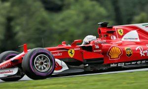 Vettel cautious about Ferrari's prospects in Austria