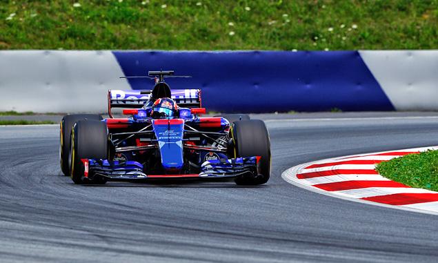 Toro Rosso, Carlos Sainz