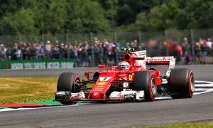 No major engine upgrades for Ferrari at Silverstone
