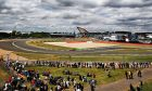 Friday at the British Grand Prix, Silverstone