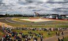 Friday at the British Grand Prix, Silverstone