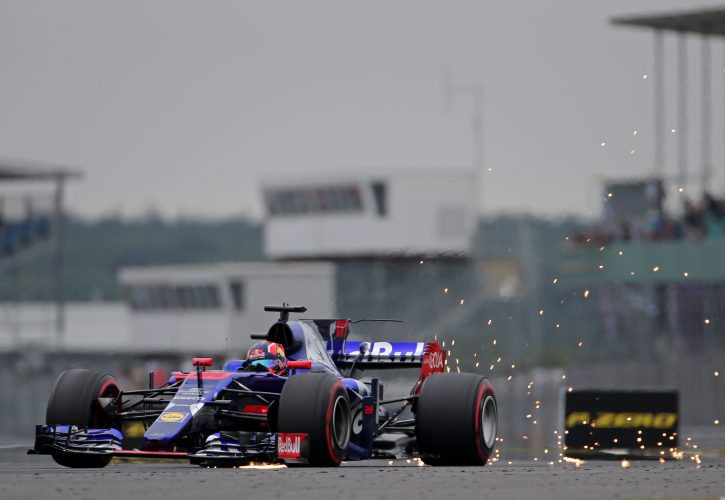 Kvyat pushes to know Toro Rosso plans