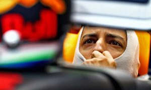 Ricciardo eyes winning chance in Hungary