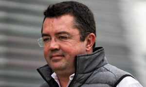Boullier hoping to sustain momentum in Hungary