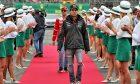 Esteban Ocon, British Grand Prix, Force india