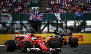 Vettel taken by surprise by tyre failure