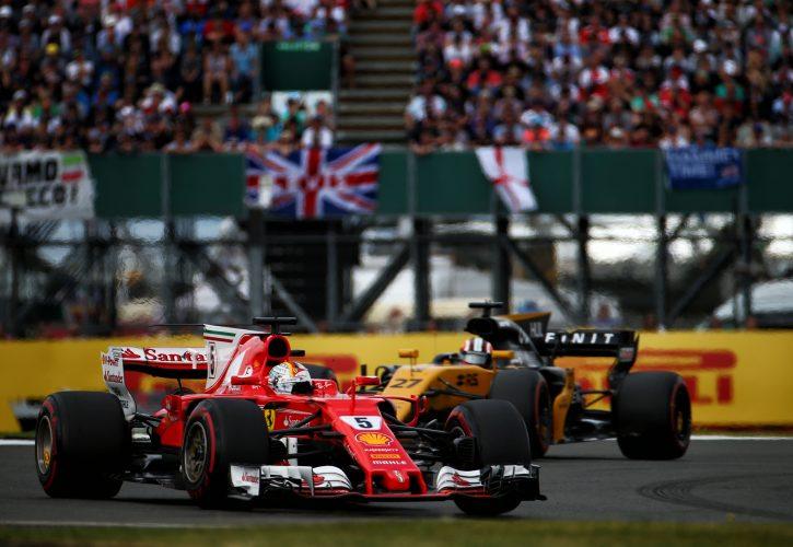 Sebastian Vettel-Ferrari