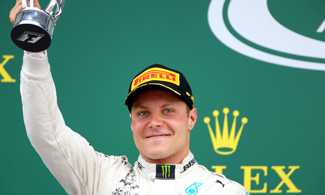 Ball in Mercedes' court over future - Bottas