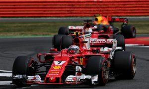 Raikkonen tyre failure at Silverstone not structural
