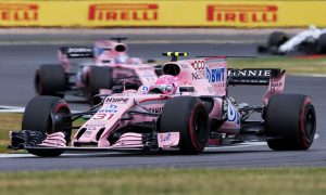 Force India, Esteban Ocon, British Grand Prix
