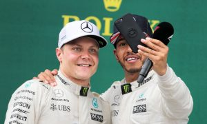 Mercedes confirms Valtteri Bottas for 2018