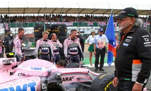 Perez should stay at Force India, says Mallya