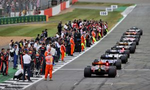 British Grand Prix, Starting Grid