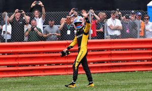 Palmer: 'I'm not superstitious, but...'