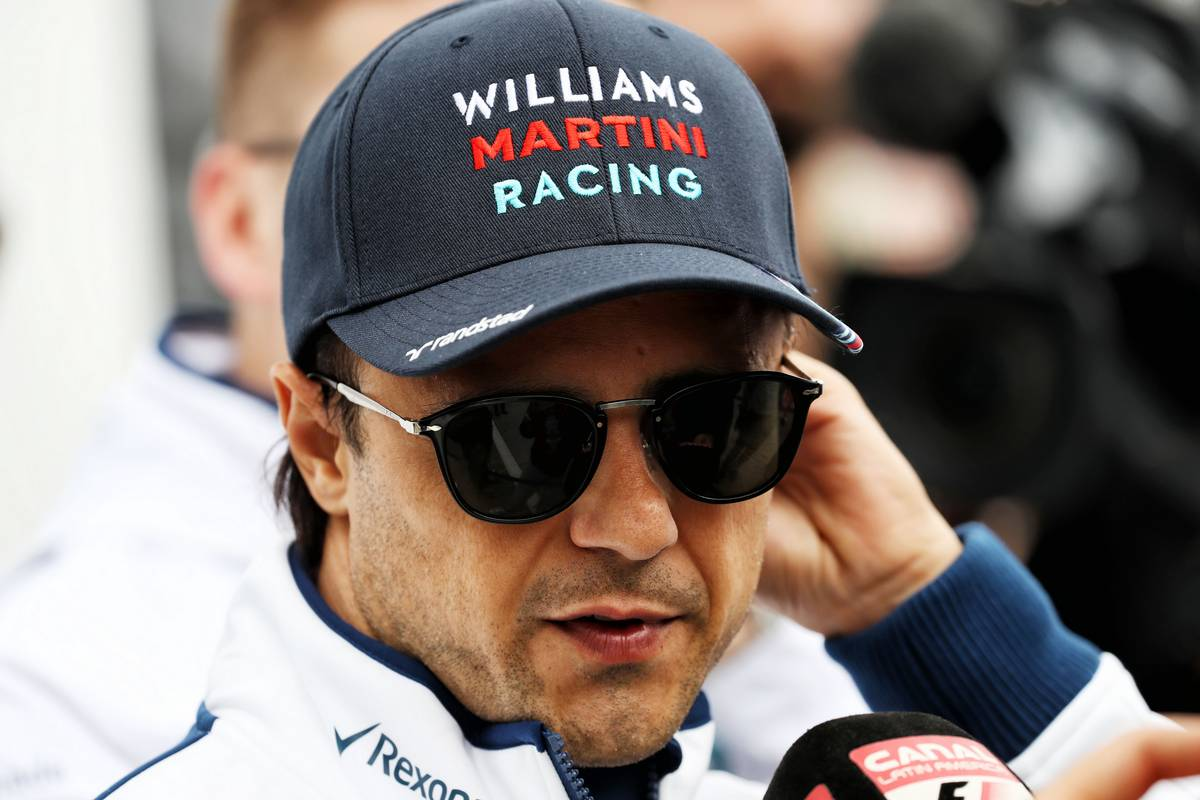 Felipe Massa (BRA) Williams. 27.07.2017. Formula 1 World Championship, Rd 11, Hungarian Grand Prix, Budapest, Hungary, Preparation Day. - www.xpbimages.com, EMail: requests@xpbimages.com - copy of publication required for printed pictures. Every used picture is fee-liable. © Copyright: Photo4 / XPB Images