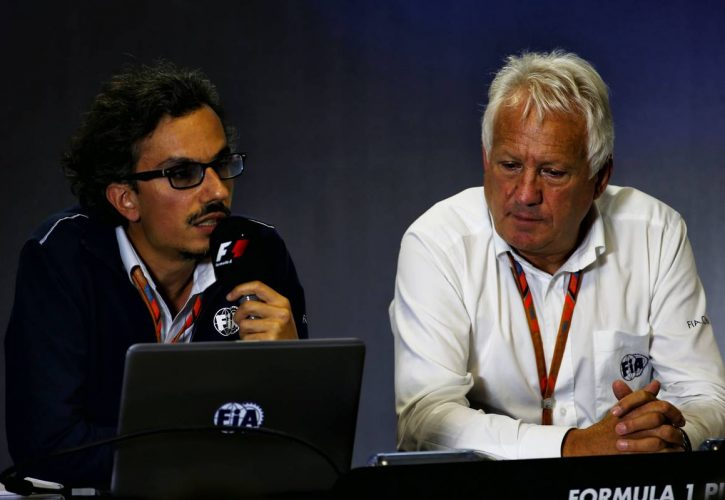 FIA Deputy Race Director Laurent Mekies to join Ferrari in September