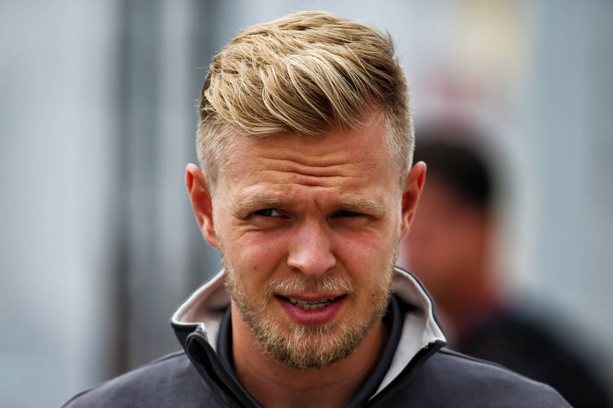 Kevin Magnussen (DEN) Haas F1 Team. 27.07.2017. Formula 1 World Championship, Rd 11, Hungarian Grand Prix, Budapest, Hungary, Preparation Day. - www.xpbimages.com, EMail: requests@xpbimages.com - copy of publication required for printed pictures. Every used picture is fee-liable. © Copyright: Batchelor / XPB Images