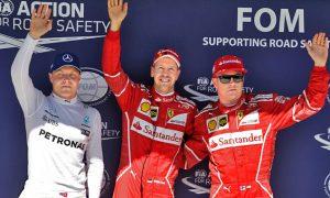 Vettel delighted to answer Ferrari's critics on the track