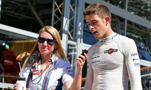 Di Resta keeping an eye on Formula E... just in case
