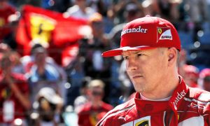 Ferrari extends Raikkonen's contract for 2018