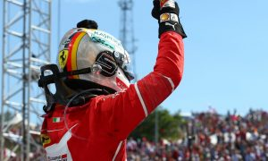 Vettel holds on to take victory in Hungarian Grand Prix