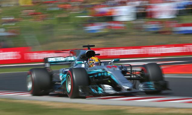Lewis Hamilton, Mercedes, Hungarian Grand prix