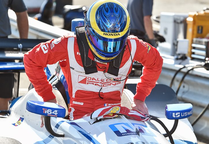 Bourdais given all clear to return to racing after Indy crash