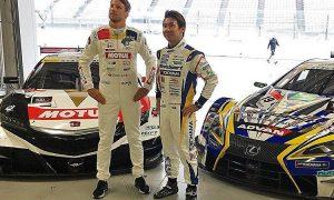 Button and Kobayashi head to Suzuka