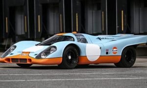 Ex-McQueen Le Mans Porsche 917 fetches record price!