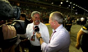 F1 challenged by diversity of broadcasting rights - Carey
