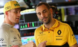 Renault 'motivated' by Red Bull and McLaren challenge