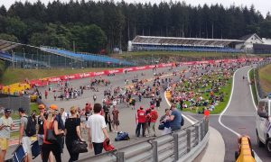 A collective celebration of Eau Rouge and its heritage