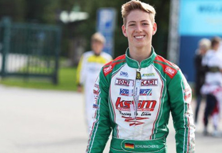 David Schumacher Sees A Future For Himself In Formula 1