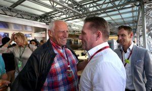 Mateschitz : 'Verstappen has nowhere to go!'