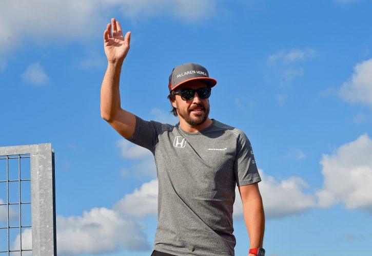 Fernando Alonso: My year has been fantastic