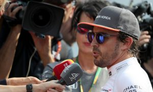 Alonso singles out three rivals for 2018 title
