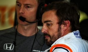 Alonso is 'rested, relaxed, recharged' and raring to go!