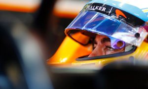 Alonso keeps frustrations under wraps - no point in 'exploding'